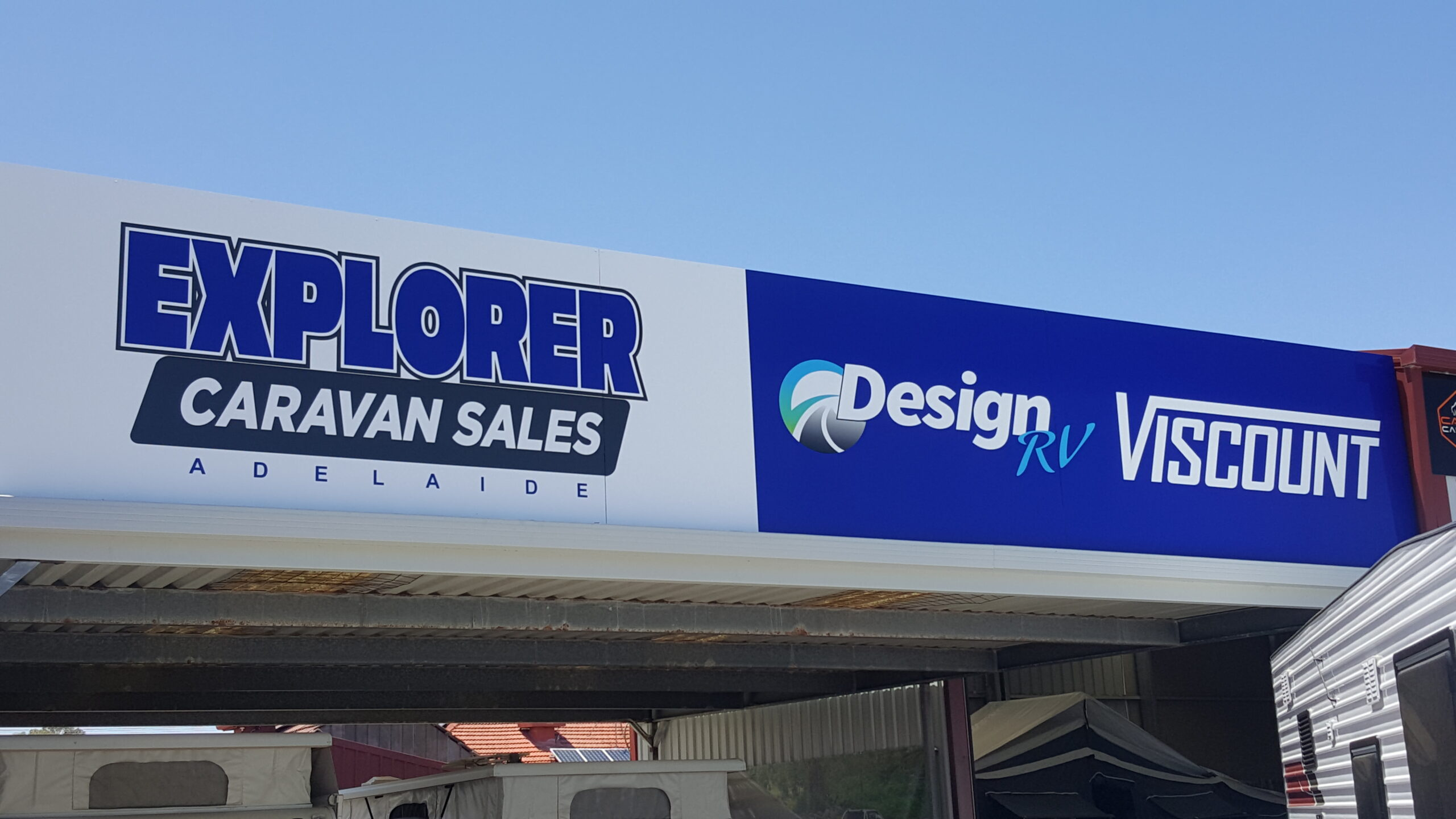 "Featured image for ""Explorer sells traveling lifestyle with stunning new shopfront signs."""