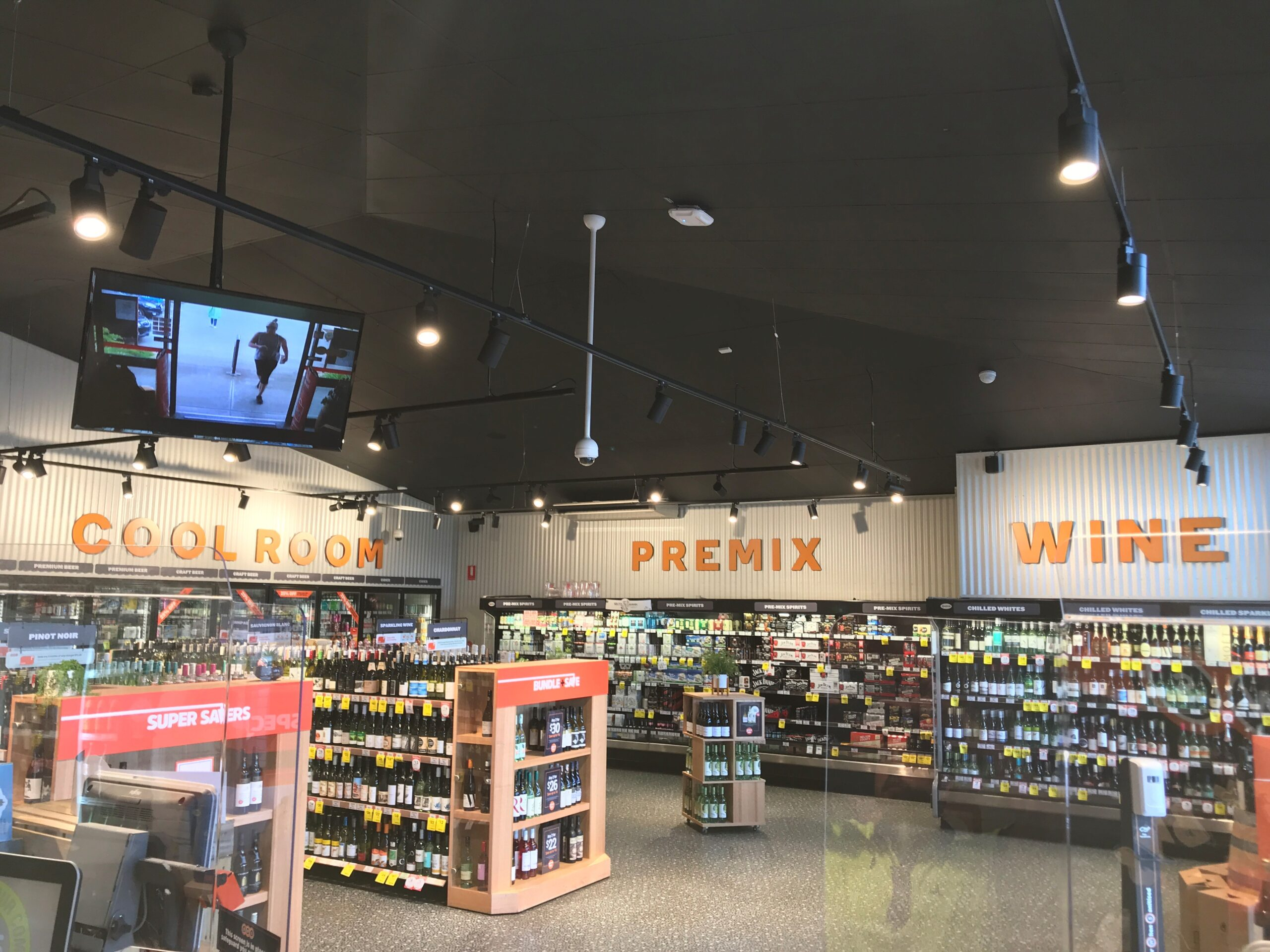 "Featured image for ""At BWS you'll always find a great way to celebrate, thanks to their smart retail signs."""